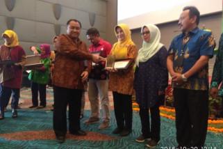 Kota Tebing Tinggi raih tiga penghargaan di  Bali