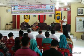 Pemkot Gunungsitoli ajak masyarakat tolak isu sara