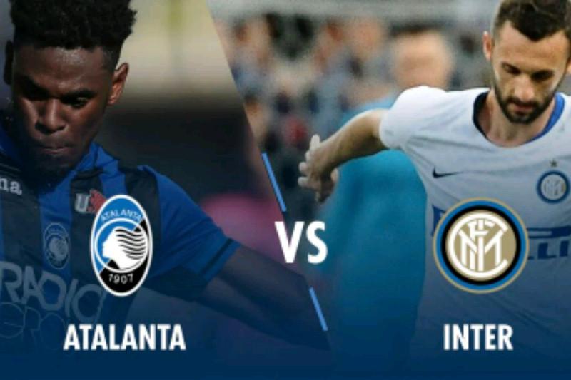 Atalanta hentikan kemenangan beruntung Inter