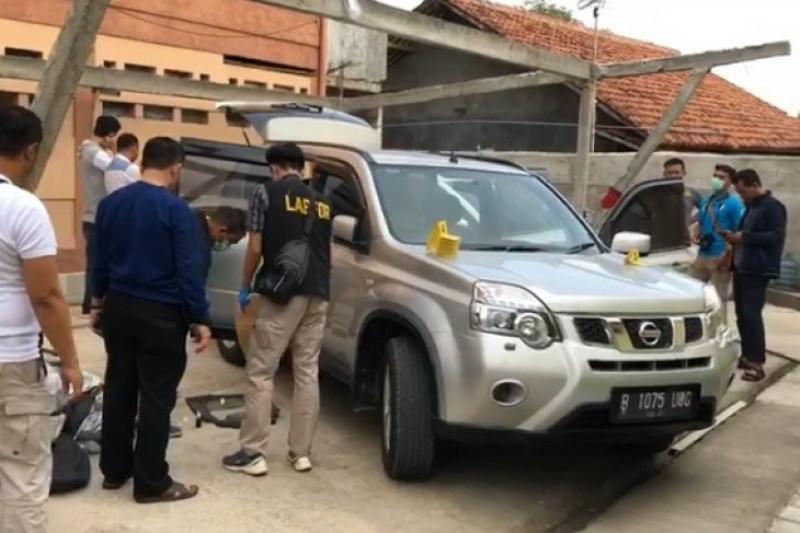 Mobil milik Diperum Nainggolan ditemukan