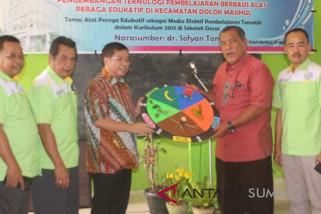 Serdang Bedagai apresiasi LPM Unimed