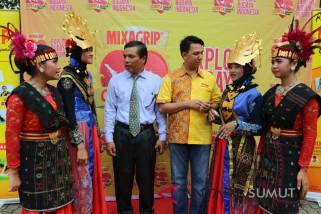 Festival Budaya Indonesia Digelar di Medan