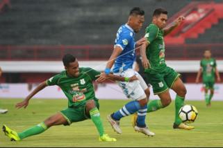 PSMS Medan kalahkan Persib 1-0