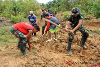 Sentuhan TNI mengubah Nagari Saruaso