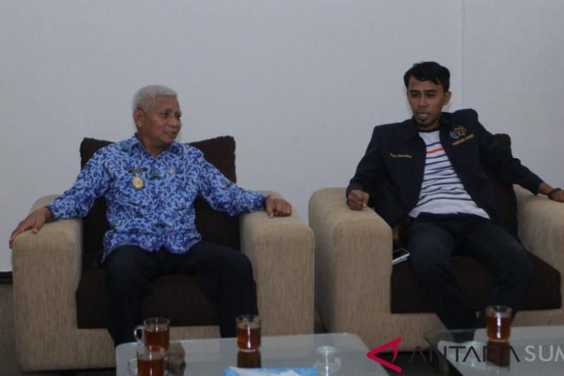 Pemkab Asahan dukung diskusi jurnalistik PWI