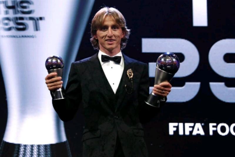 Modric patahkan duapoli Ronaldo-Messi menangi Ballon d
