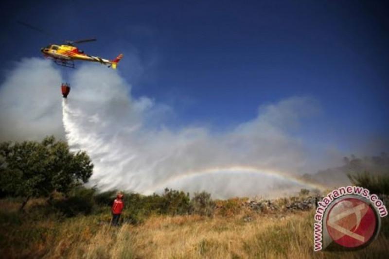 Helikopter medis jatuh di Portugal