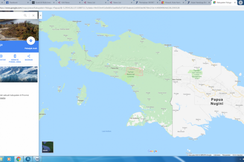 TNI masih cari lima korban KKB di Papua