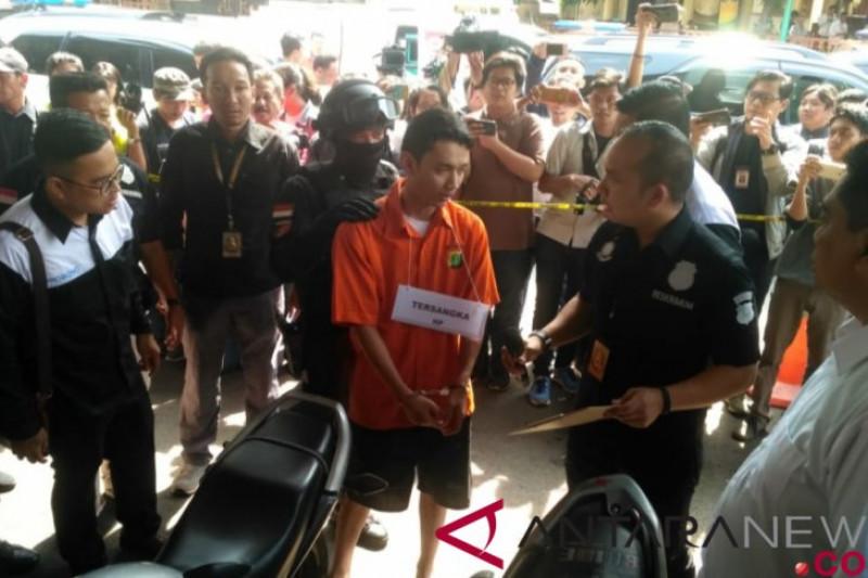 20 adegan rekonstruksi diperagakan pengeroyok personel TNI
