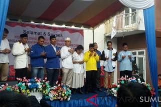 Gus Irawan lantik tim pemenangan Prabowo-Sandi