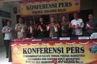 Selama November, Polres Tanjungbalai ungkap 29 kasus narkotika