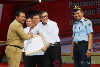 Pemkot Tanjungbalai raih penghargaan Anubhawa Sasana
