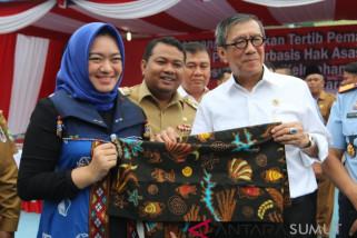 Pemkot Tanjungbalai dan Lapas kerja sama latihan membatik