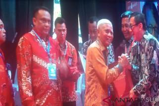 Pertama kali, Pemkab Asahan terima penghargaan Peduli HAM 2018