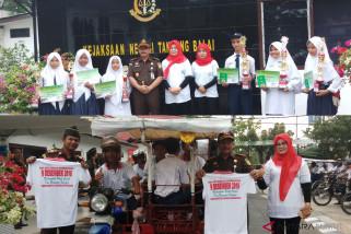 Kajari libatkan pelajar kampanye anti korupsi