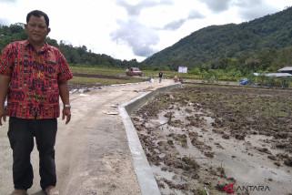 Desa Pansurnapitu manfaatkan dana desa bangun akses jalan