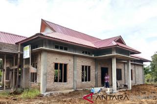Berkat Dana Desa, Simaninggir Sipirok akan miliki gedung serbaguna