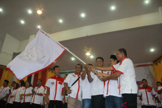 Nusantara Untuk Jokowi Wilayah Tabagsel dikukuhkan