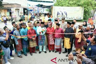 Peresmian Kampung Budaya Melayu Serdang Bedagai