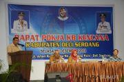 Pemkab Deliserdang tingkatkan pembinaan Kampung KB